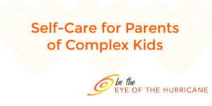 Online self-care course for parents of twice-exceptional kids